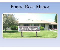 Prairie Rose Manor